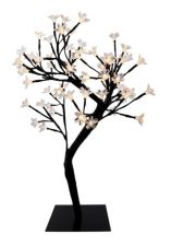 Buy Creative Motion 64-Piece Warm Cherry Blossom Tree - FREE SHIPPING