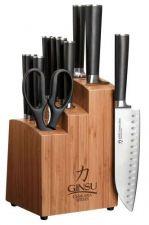 Buy Ginsu 07112 Chikara 12-Piece Stainless Steel Knife Set - FREE SHIPPING