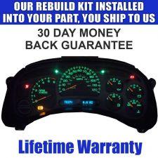 "Buy GM GMC Truck Instrument Cluster Gauge Repair & LED Color Upgrade ""READ LISTING"""
