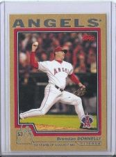 Buy Brendan Donnelly 2004 Topps Gold 43 (1529/2004)