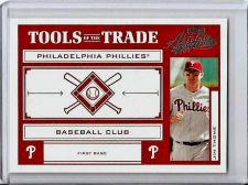 Buy Jim Thome 2004 Absolute Memorabilia Tools of the Trade (190/200)