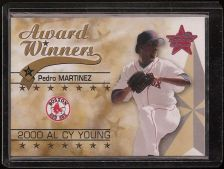 Buy 2002 Leaf Rookies and Stars #291 Pedro Martinez 00 CY