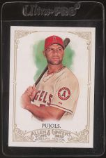 Buy 2012 Topps Allen and Ginter #1 Albert Pujols