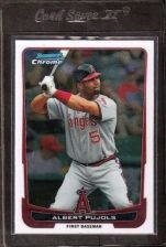 Buy 2012 Bowman Chrome #107 Albert Pujols