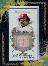 Buy 2008 Dmitri Young Topps Allen & Ginter Relics Bat AGR-DY
