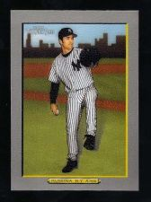 Buy 2005 Topps Turkey Red #168 Mike Mussina