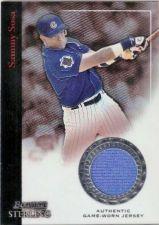 Buy Sammy Sosa 2004 Bowman Sterling Jersey Card #BS-S7