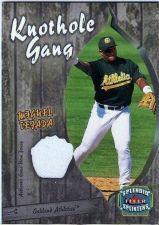 Buy Miguel Tejada 2003 Fleer Knothole Gang Jersey MT-KG