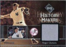 Buy 2002 Upper Deck Diamond Connection 334 Roger Clemens Jsy (094/150)