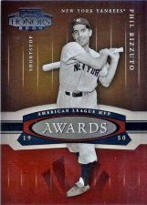 Buy 2004 Playoff Honors Awards #1 Phil Rizzuto (1620/1950)