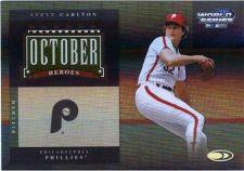 Buy 2004 Donruss World Series #OH-18 Steve Carlton October Heroes (04/25)