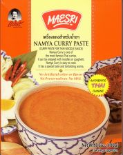 Buy Maesri Namya Curry Paste Authentic Thai Crusine Free Shipping w/ Tracking Number