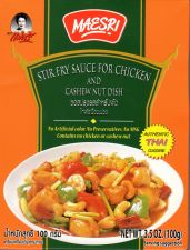 Buy Maesri Stir Fry Sauce For Chicken and Cashew Nut Dish Free Ship with Tracking No
