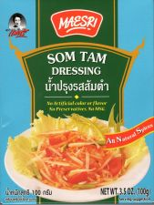 Buy Maesri Som Tam Dressing Authentic Thai Cuisine Free Shipping withTracking