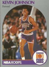 Buy 1990-91 NBA Hoops Kevin Johnson Card - Phoenix Suns