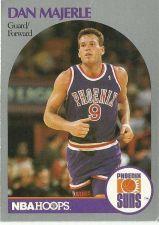 Buy 1990-91 NBA Hoops Dan Majerle Card - Phoenix Suns