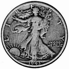 Buy 1943-S Walking Liberty Half Dollar