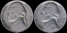 Buy 1946 P & S Jefferson Nickels