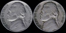 Buy 1941 P & S Jefferson Nickels