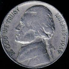 Buy 1939-P Jefferson Nickel