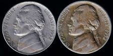 Buy 1952 P & D Jefferson Nickels