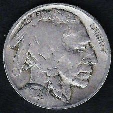 Buy 1926 Buffalo Nickel