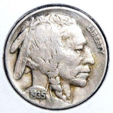 Buy 1935-S Buffalo Nickel