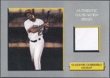 Buy Vladimir Guerrero 2006 Topps Turkey Red Relics #VG Game Used Jersey