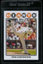 Buy 2008 Topps #165 Tim Lincecum - NM-MT