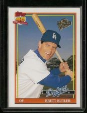 Buy 2004 Topps All-Time Fan Favorites #48 Brett Butler - NM-MT