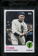 Buy 2014 Topps Archives #21 Ty Cobb - NM-MT