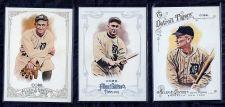 Buy Ty Cobb 3 Card Lot: Topp's Allen & Ginter 2012, 2013, 2014 NM-MT