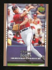 Buy 2007 Upper Deck First Edition #177 Chipper Jones