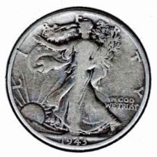 Buy 1943-P Walking Liberty Half Dollar