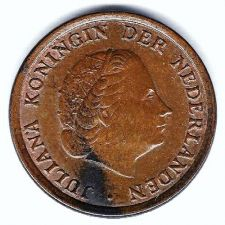 Buy 1967 Netherlands 1 Cent