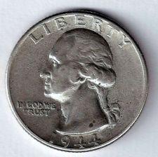 Buy 1944-P Washington Quarter