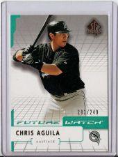 Buy 2004 SP Authentic Future Watch #94 Chris Aguila (202/249)