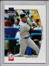 Buy 2005 Donruss Team Heroes #208 Derek Jeter NM-MT