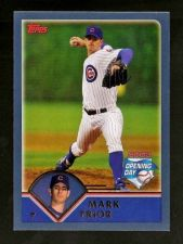 Buy 2003 Topps Opening Day #35 Mark Prior