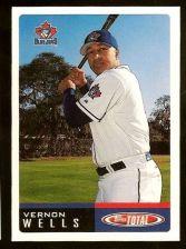 Buy 2002 Topps Total #915 Vernon Wells