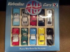 Buy VALVOLINE 10 MOST WANTED CARS - 1:64 - IN ORIGINAL BOX - HIGHLY COLLECTIBLE !!