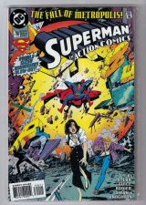 Buy Superman: The Fall of Metropolis! #700 1994 #24