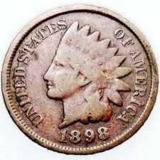 Buy 1898 Indian Head Cent