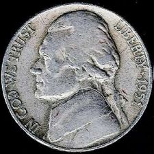 Buy 1951-P Jefferson Nickel