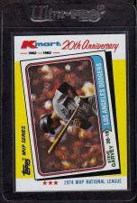 Buy 1982 K Mart Steve Garvey #26 Topps 20th Anniversary MVP NM-MT