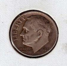 Buy 1947 Roosevelt Dime