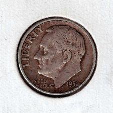 Buy 1951 Roosevelt Dime