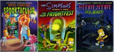 Buy Lot of 3 Simpsons Treehouse of Horror Books