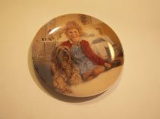 Buy Knowles China Plate - ANNIE and SANDY Collectors Plate #15881U