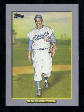 Buy 2009 Topps Turkey Red #TR10 Jackie Robinson